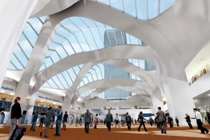 RenderRight are an approved contractor on the Birmingham New Street station redevelopment project, which is due to complete in 2015.