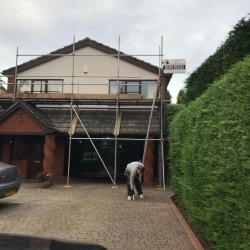 Exterior render in Coventry